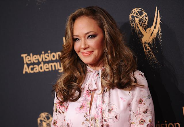 Actress Leah Remini was once a member of the Church of Scientology. Now she is devoted to exposing alleged abuses within the church.