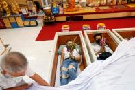 Coffin Temple in Bangkok