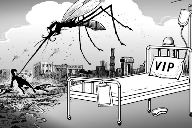Third Child Dies Due to Dengue in Ahmedabad