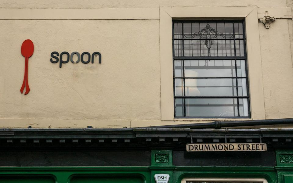Spoon has already closed - Sally Anderson/Alamy Stock