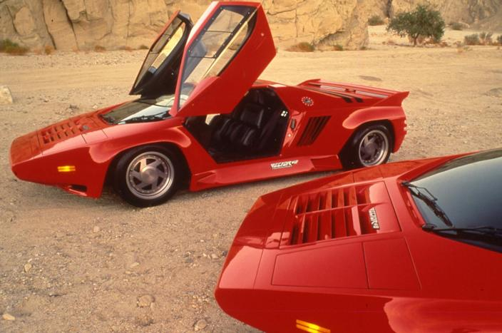 Vector W8 Twin Turbo First Drive