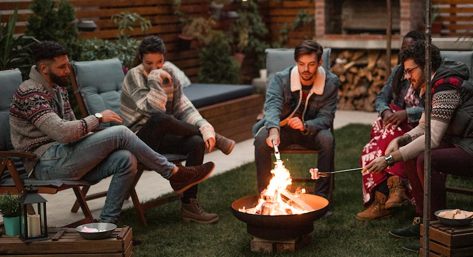 Best fire pits to invest in this summer. (Getty Images)
