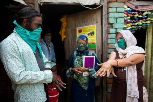 About a million ASHAs administer basic medical care in India's cities and villages