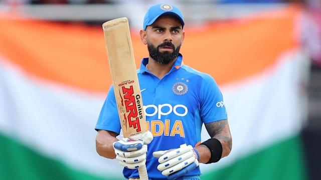 Australia ran riot chasing a comfortable total in the first ODI against India and Virat Kohli has suggested he will not stay at number four.