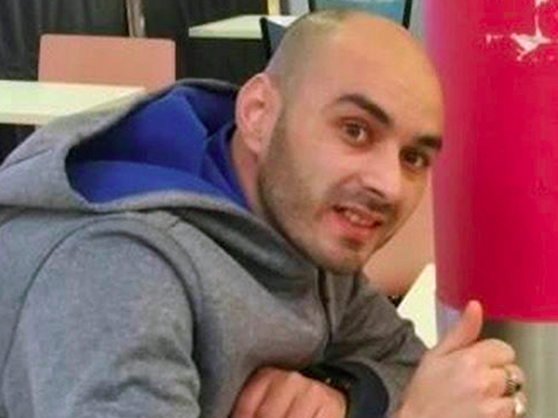 Takieddine Boudhane, 30, was stabbed to death in Finsbury Park, north London, on Friday evening. (PA)