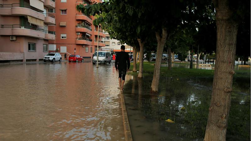At least six people killed after floods hit Spain, PM Sanchez visits areas