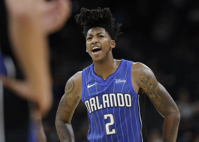 Elfrid Payton's late-season surge offered hope that he can be a dependable point guard of the future. (AP)
