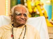 He was the founder of 'Iyengar Yoga' and was considered one of the foremost yoga teachers in the world.