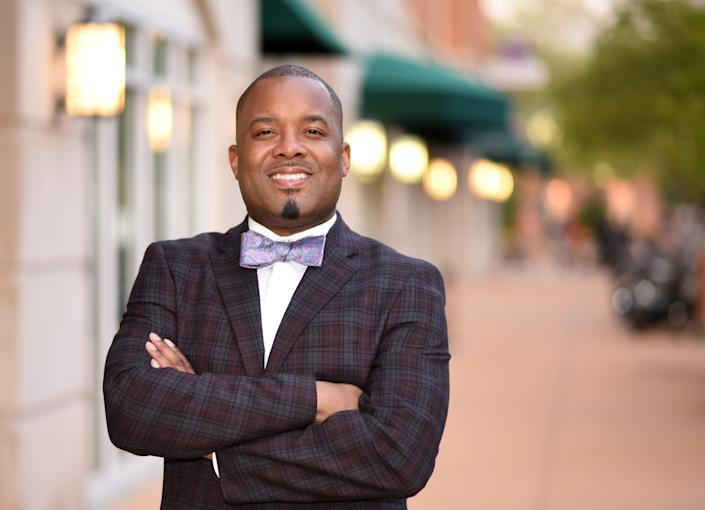 Jeffrey McCune, the new director of the Frederick Douglass Institute for African and African American Studies at University of Rochester, likens mimicry to white people donningBlackface.