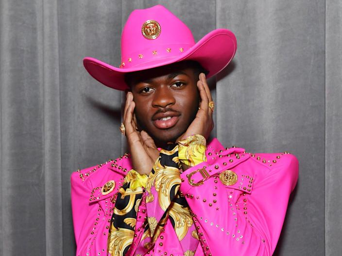 <p>Lil Nas X says Montero (Call Me By Your Name) 'may no longer be available' on streaming platforms</p> (Getty Images)