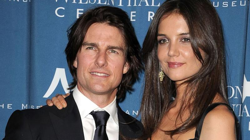 Tom Cruise Says Scientology Played a Role in Divorce From Katie Holmes