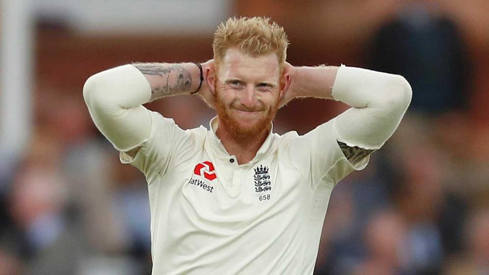 Ben Stokes was involved in a brawl outside a bar in Bristol on 25 September.