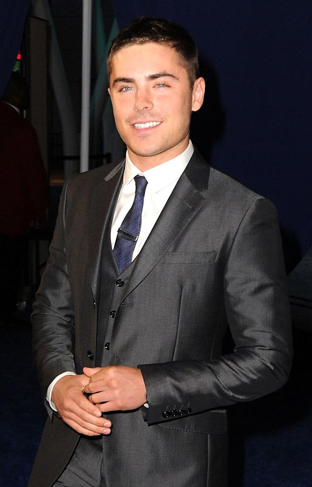 "Zac Efron Birthdate: October 18, 1987  ""High School Musical"" hottie Zac Efron is one of many stars born in the Year of the Fire Rabbit. (The characteristics of the Rabbit are tempered by one of the five Chinese elements: Metal, Water, Wood, Fire, and Earth.) Apparently, that's why the 23-year-old actor is so darn charming whenever he's interviewed! Jeff Kravitz/<a href=""http://www.filmmagic.com/"" target=""new"">FilmMagic.com</a> - January 5, 2011"