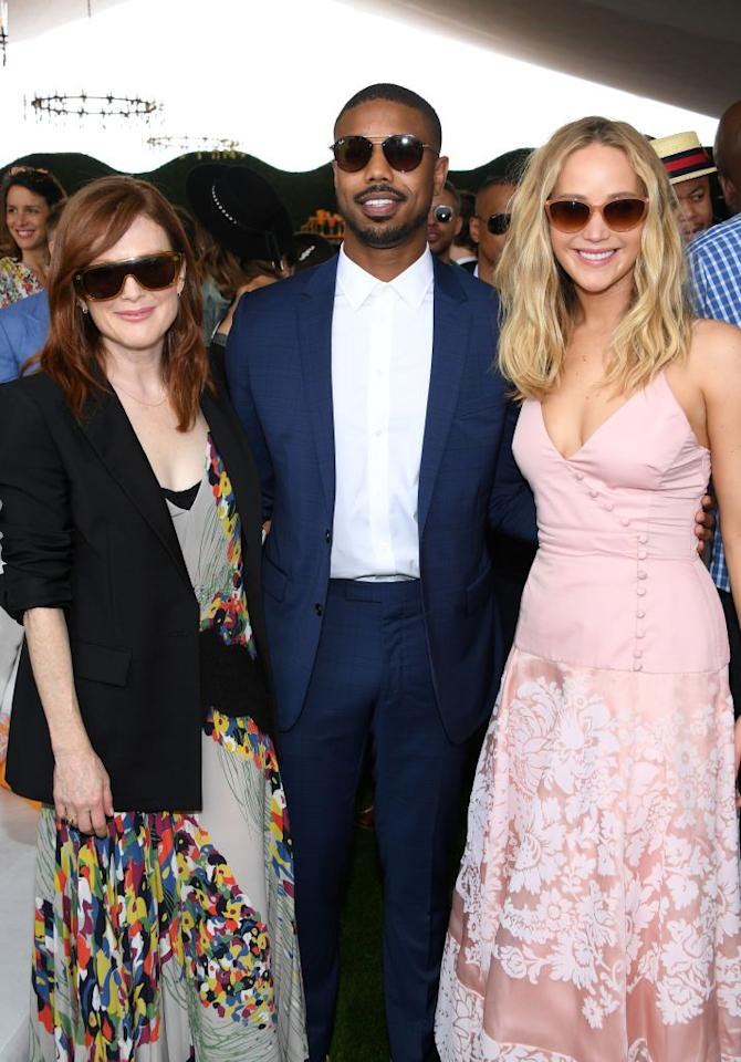 """<p>Stars stepped out for the annual <a href=""""https://www.harpersbazaar.com/fashion/street-style/g13023730/the-best-looks-from-the-2017-veuve-clicquot-polo-classic/"""" target=""""_blank"""">Veuve Clicquot Polo Classic</a> in New Jersey on June 1, 2019. From Emily Ratajkowski displaying her abs in a crop top, to <a href=""""https://www.harpersbazaar.com/celebrity/latest/a27056336/jennifer-lawrence-cooke-maroney-rare-pda/"""" target=""""_blank"""">Jennifer Lawrence</a>'s impeccable <a href=""""https://www.harpersbazaar.com/celebrity/latest/a27456432/jennnifer-lawrence-bridal-shower-new-york-cooke-maroney/"""" target=""""_blank"""">engagement ring</a> dazzling the red carpet, there were so many unforgettable moments at the prestigious event. Here, some of the best looks from the <a href=""""https://www.harpersbazaar.com/fashion/street-style/g13023730/the-best-looks-from-the-2017-veuve-clicquot-polo-classic/"""" target=""""_blank"""">Veuve Clicquot Polo Classic</a> 2019:</p>"""