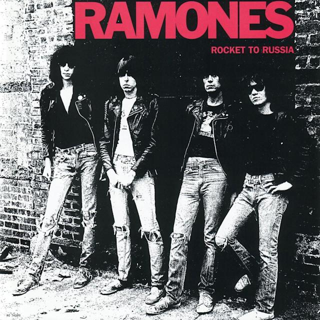 <p>The third property is inspired by The Ramones' Rocket to Russia. </p>