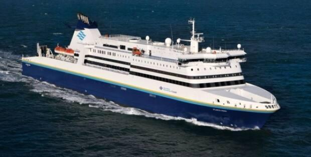 Unifor members working on Marine Atlantic ferries say they're being unfairly targeted for random alcohol testing. (Marine Atlantic - image credit)