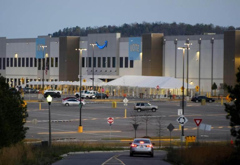 A wide majority of workers at an Alabama Amazon warehouse voted against a union drive, but the results are likely to be challenged by activists who claimed the company used unfair tactics