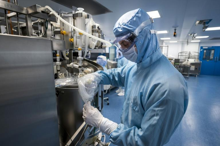BioNTech has promised 2.5 billion doses of vaccine this year