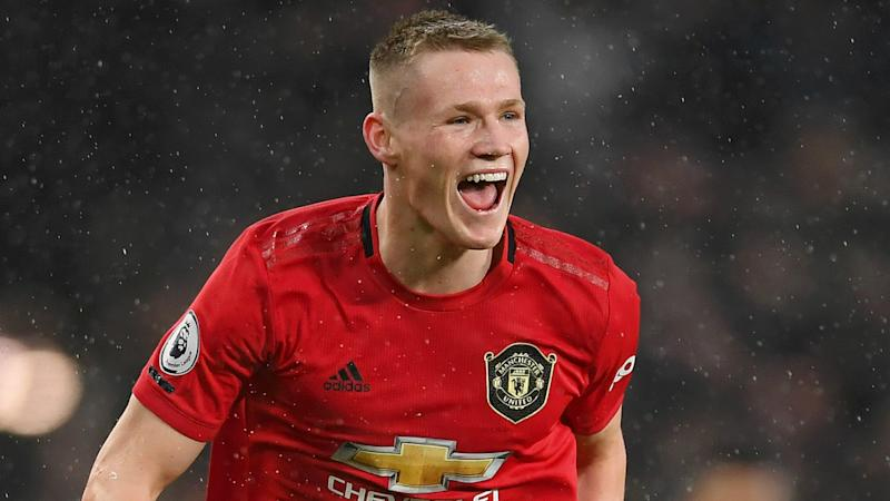 McTominay signs new Man Utd deal to keep him at club until 2025
