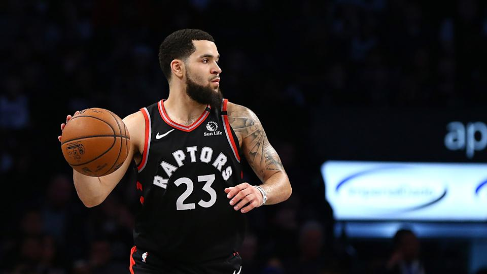 Re-signing Fred VanVleet is the No. 1 priority for the Toronto Raptors heading into free agency. (Photo by Mike Stobe/Getty Images)