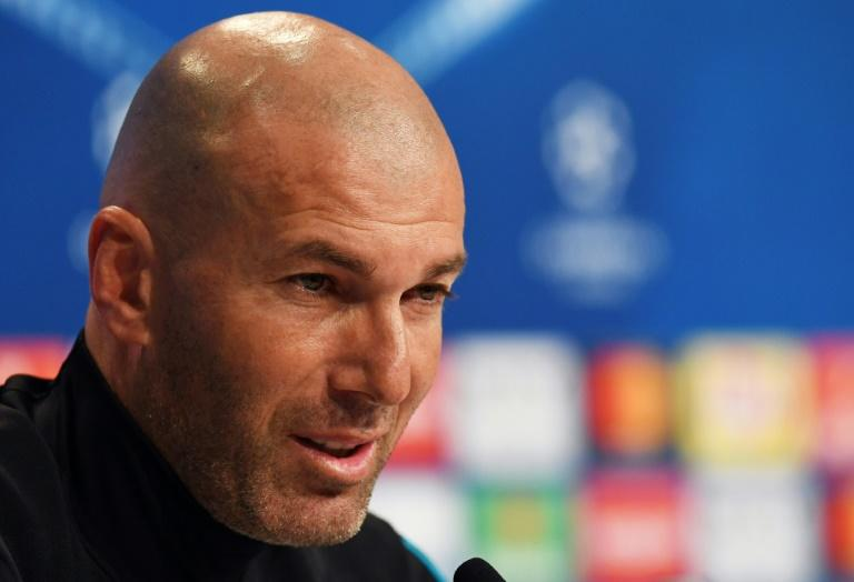 Real Madrid coach Zinedine Zidane insists James Rodriguez will have nothing to prove when the Bayern Munich man faces his parent club on Wednesday