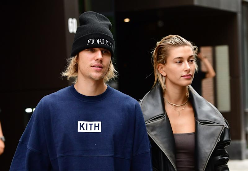 Justin Bieber Wore a $25,000 Grill to His Wedding Reception Because of Course He Did