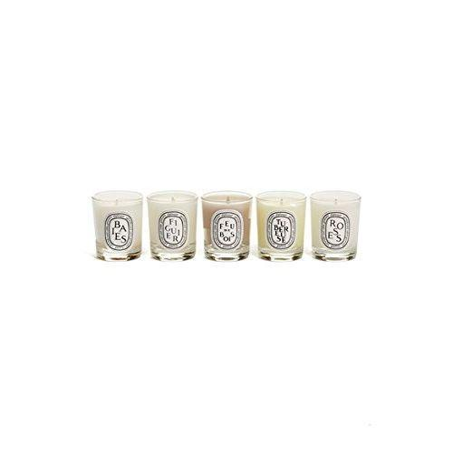"""<p>This miniature candle gift-set is perfect for an indecisive pal — let them light up any or all of the lovely French votives, from soft and sweet scents to dark and rich.</p><br><br><strong>Diptyque</strong> Miniature Candle Set , $115, available at <a href=""""https://www.amazon.com/gp/product/B01IG7OXGK/ref=s9_acsd_hps_bw_c_x_1_w"""" rel=""""nofollow noopener"""" target=""""_blank"""" data-ylk=""""slk:Amazon"""" class=""""link rapid-noclick-resp"""">Amazon</a>"""