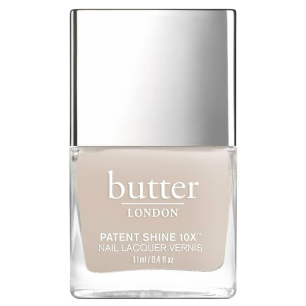 """<p>Butter London Nail Polish in Steady On!, $18, <a href=""""https://shop-links.co/1668477780978336447"""" rel=""""nofollow noopener"""" target=""""_blank"""" data-ylk=""""slk:available here"""" class=""""link rapid-noclick-resp"""">available here</a>.</p>"""