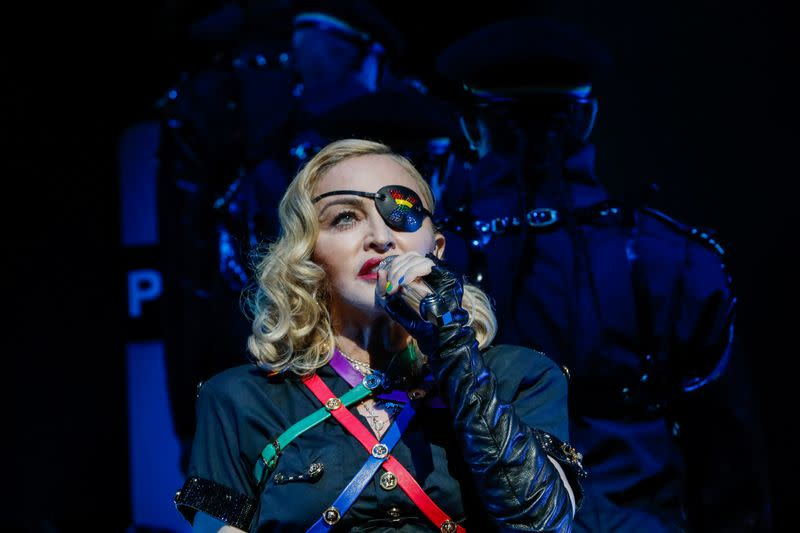 Madonna cancels Paris shows over coronavirus restrictions: promoter