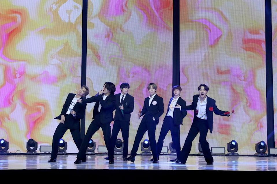 <strong>BTS <strong>(PICTURE CREDITS: BIGHIT ENTERTAINMENT)</strong></strong>
