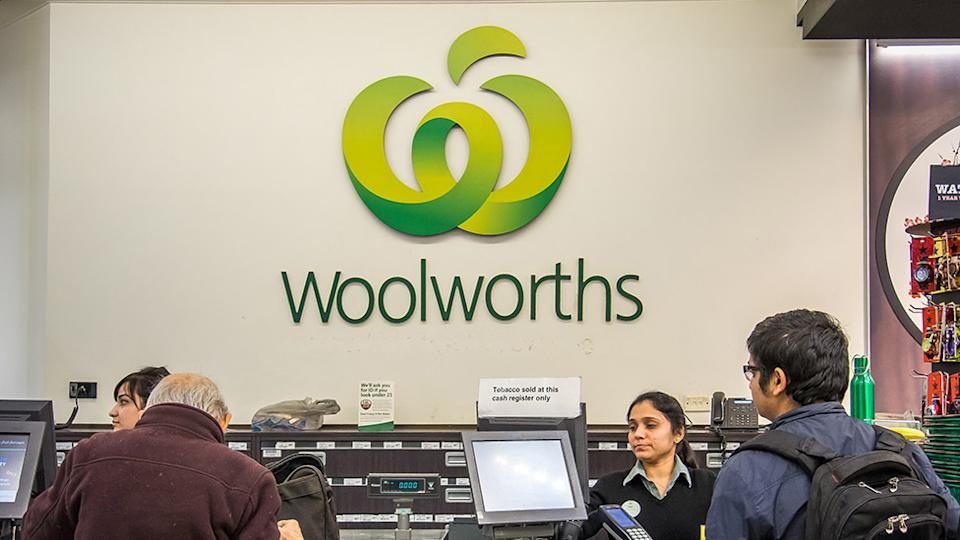 Image of Woolworths