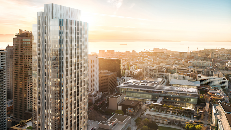 Four Seasons Private Residences at 706 Mission Street, San Francisco