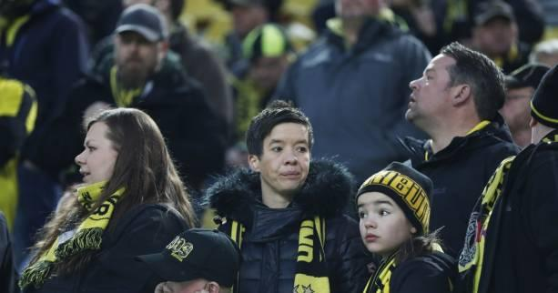 Foot - C1 - Vague de solidarité chez les supporters de Dortmund