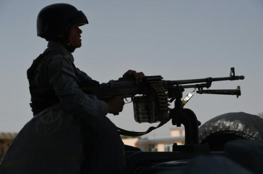 At least 20 dead in Kabul police academy attack