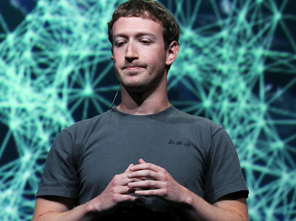 By all accounts, Zuckerberg keeps his life low-key and spends up to 16 hours a day at the office. He doesn't own his home, but prefers to rent a house down the road from Facebook's Palo Alto headquarters. Zuckerberg chooses t-shirts and jeans over expensive tailored suits and sneakers and sandals over Italian leather loafers.