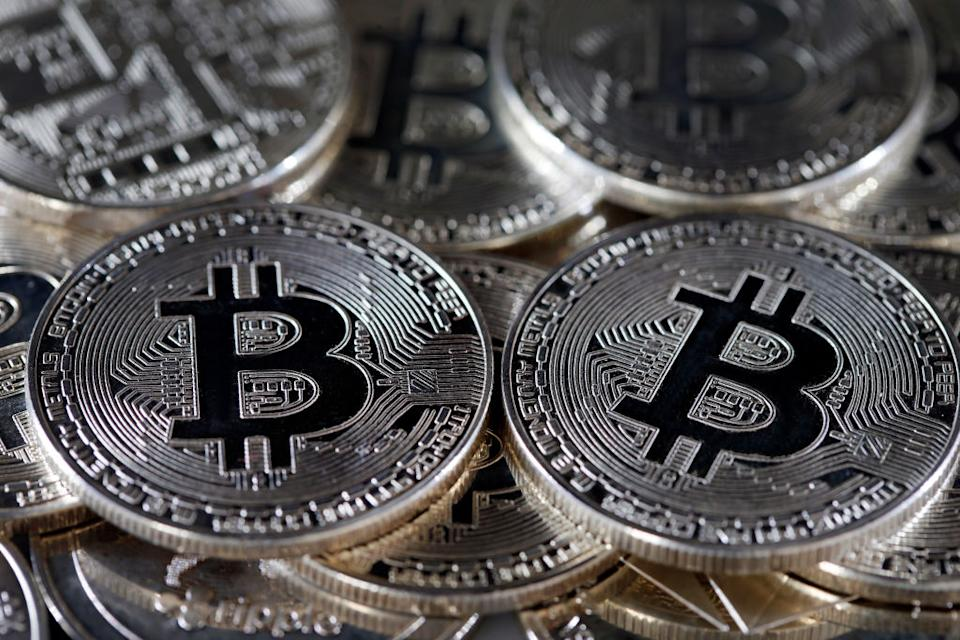 It's not Bitcoin, it's you. (Photo by Chesnot/Getty Images)