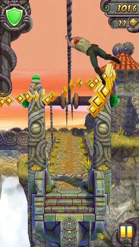 Temple Run 2 hands-on review