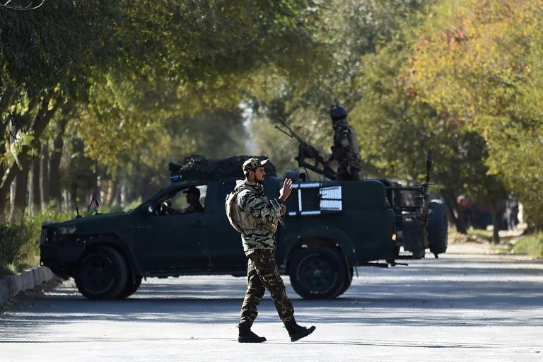 The attack on Kabul University marked the second time in less than two weeks an educational institution was targeted in the capital