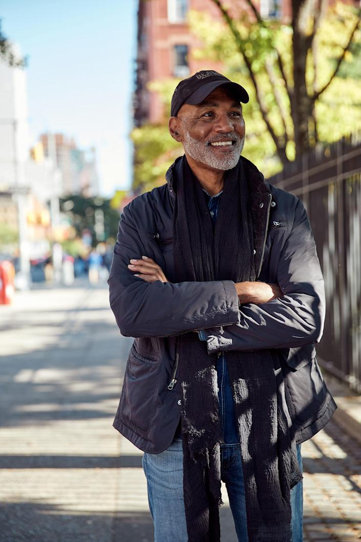 Phill Wilson has been HIV+ for 40 years, since the very beginning of the AIDS epidemic.