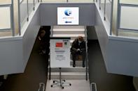 Hiring among the under-26 year-olds fell by 14 percent last year in France