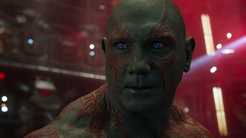 Dave Bautista Marvel contract