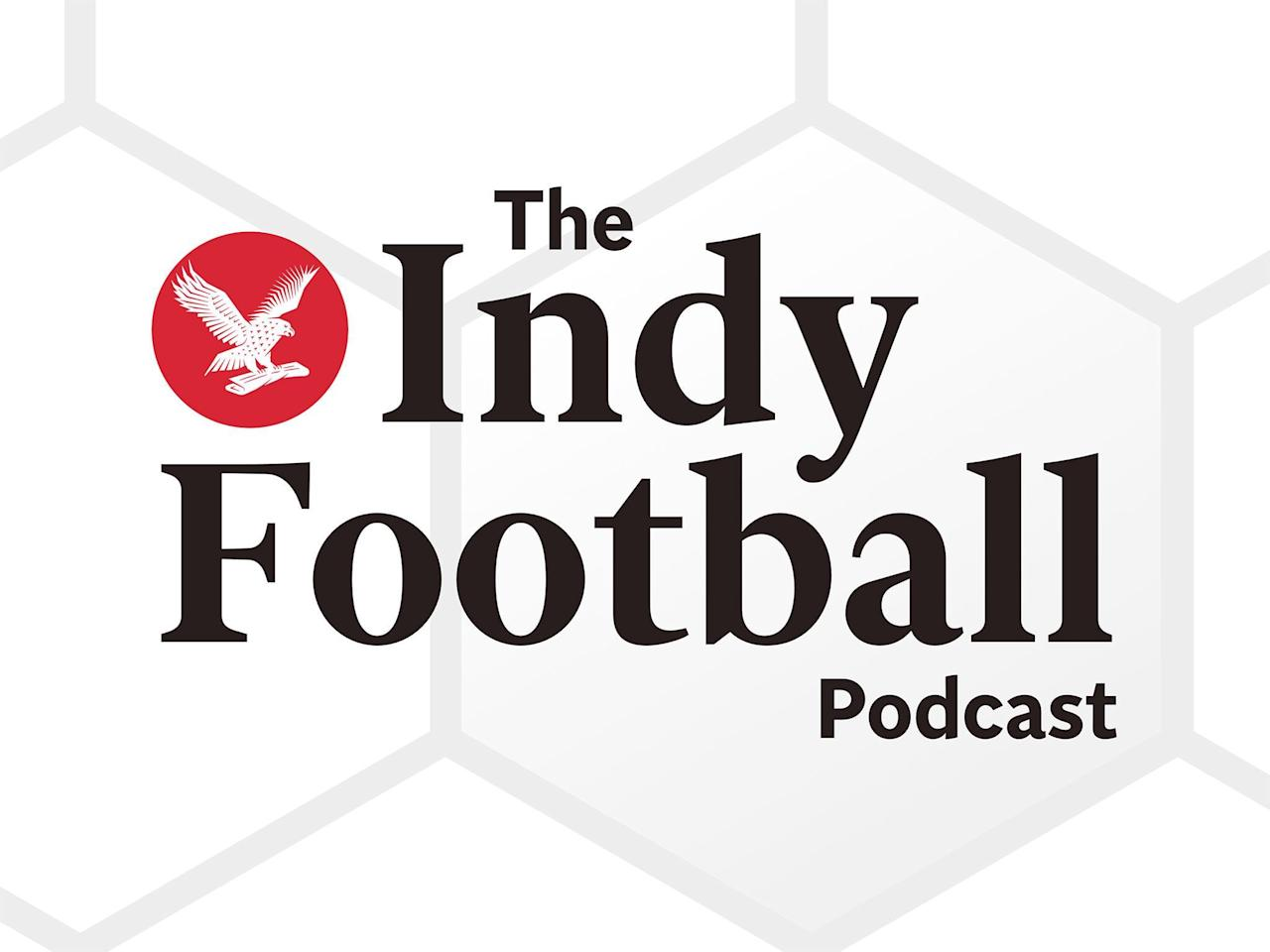 The Indy Football Podcast: Chelsea beat Tottenham, Arsenal lose to Stoke and are United really title contenders?