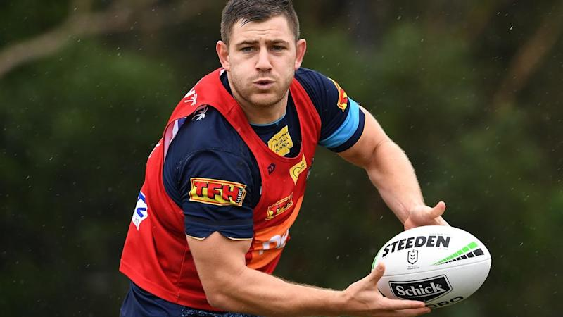 Ryley Jacks always thought he would be back playing for the Storm