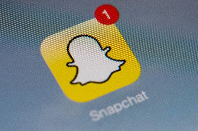 The Los Angeles-based company behind the vanishing-message smartphone app Snapchat was valued at more than $15 billion in its latest funding round