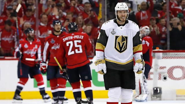 After an unbelievable expansion season, the Vegas Golden Knights may have met their match in the Stanley Cup Final.