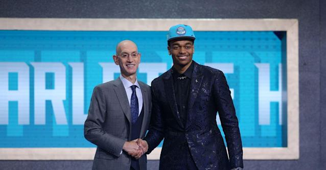 The Hornets prioritized versatility in last night's draft
