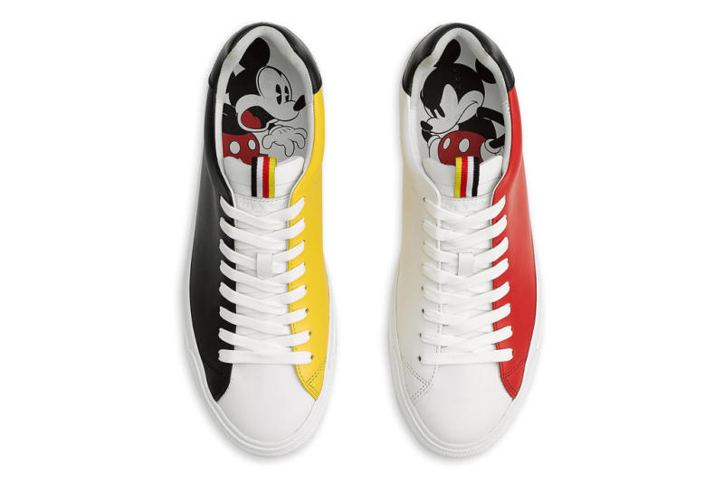 6b28ac85e2c1 Celebrate Mickey Mouse s 90th Anniversary With Magical Disney-Inspired  Footwear