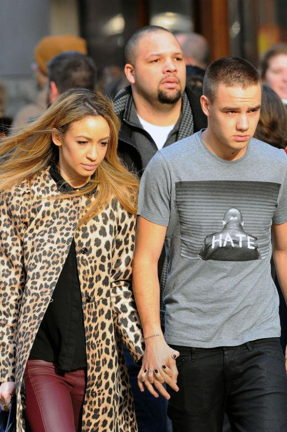 Leona Lewis Shuts Down Rumours Of Romance With One Direction's Liam Payne