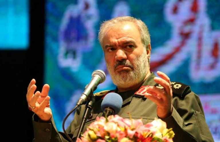 Rear-Admiral Ali Fadavi, deputy commander in chief of the Revolutionary Guards, said all protest leaders had been arrested