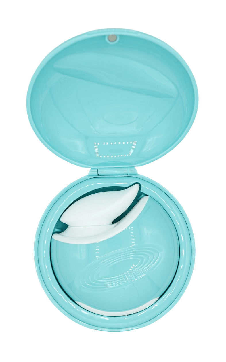 <p>The <span>Bellesa Diskreet Vibe</span> ($49) is one of the smallest and most discreet on the market. </p>